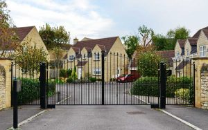 gated residential security